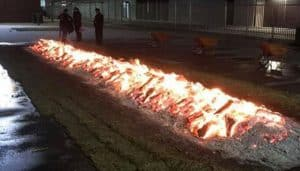 Lessons from Firewalking