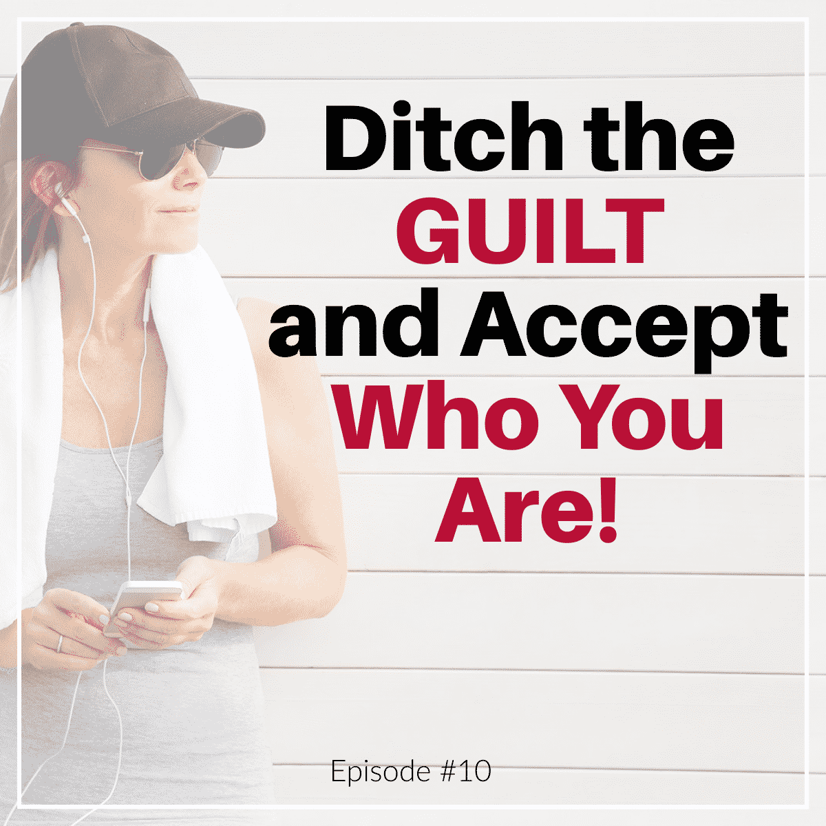 Accept who you are