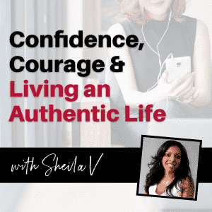living and authentic life